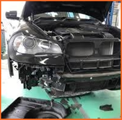 BMW X5 修理