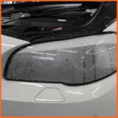BMW F10 ヘッドライト 曇り