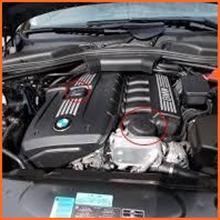 BMW E60 オイル交換方法