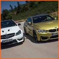 BMWとベンツ どちらが良い