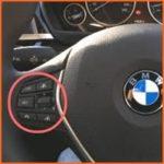 BMW ACC 使い方