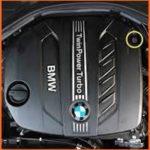 BMW F30 オイル交換 方法